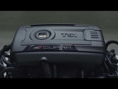 Seat Leon Cupra 280 Engine challenge 2