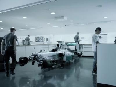 IWC AMG Petronas
