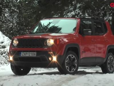 Jeep Renegade 2015 GR