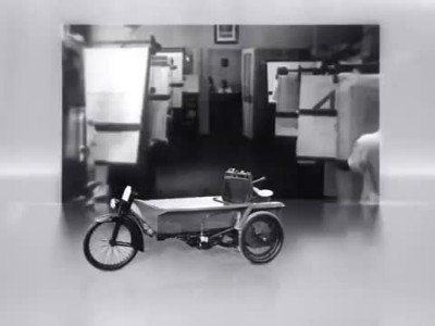Vintage βίντεο της εταιρείας Borgward