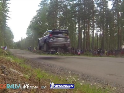 WRC Rally Finland 2015 Highlights - Best of RallyLive