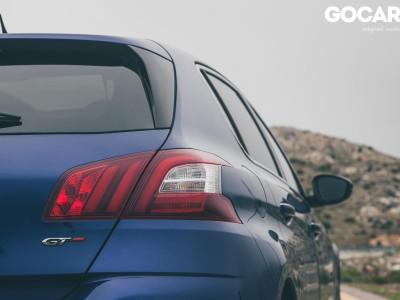 GOCAR TEST - Peugeot 308 GT BlueHDi 180 ET6