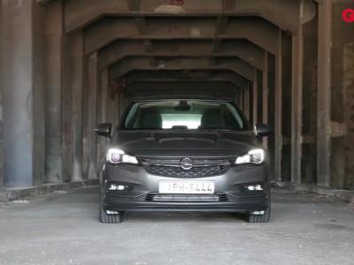 GOCAR TEST - Opel Astra 1.6 CDTI