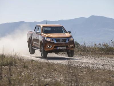 GOCAR TEST - Nissan Navara NP300