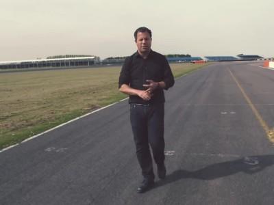 Eye Tracking on an F1 car
