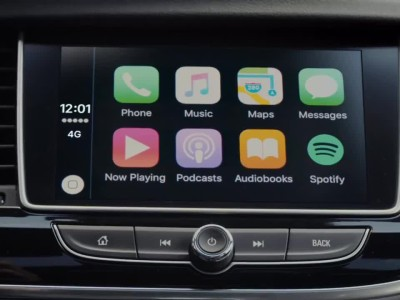 Opel Mokka X 2016 - Apple CarPlay