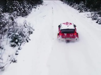WRC 2017 Sweden Leg 2
