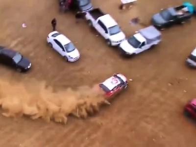 Meeke dramatic win at Rally Mexico 2017