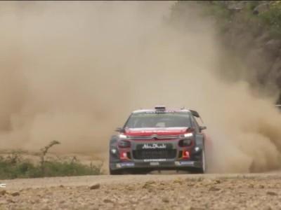 WRC 2017 Portugal day 2