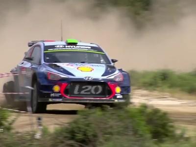 WRC Sardinia 2017 Day 2