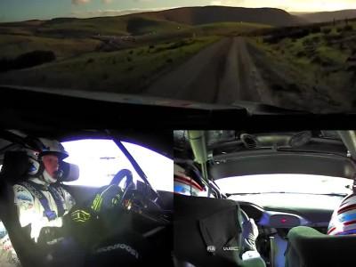 WRC Ott Tanak Wales Rally 2017