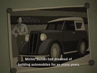 Suzulight: Το πρώτο Suzuki