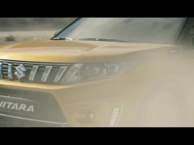 Suzuki Vitara 2018 facelift teaser