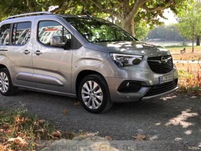 Παρουσίαση Opel Combo στη Φρανκφούρτη