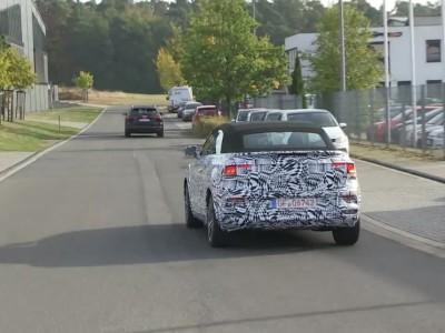 Volkswagen T-ROC Cabrio: Μια ενδιαφέρουσα εμφάνιση