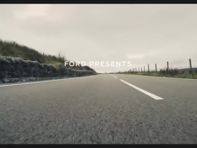 H Ford Mustang Bullitt στο Isle of Man