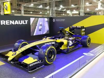 Η Renault στην ΑΥΤΟΚΙΝΗΣΗ 2018
