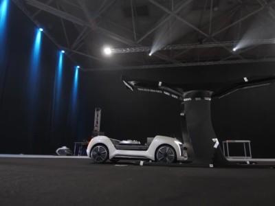 Το ιπτάμενο ταξί της Audi