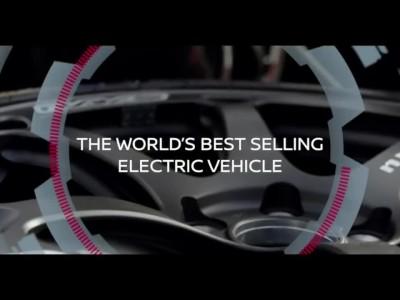 Το νέο αγωνιστικό ηλεκτροκίνητο LEAF NISMO RC της Nissan