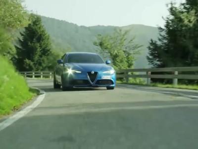 Alfa Romeo Giulia Veloce 2018