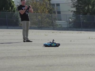 Μια Bugatti Chiron LEGO σημειώνει ρεκόρ