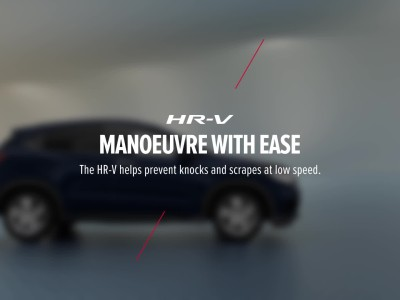 Honda HR-V 2019 - Driving Systems