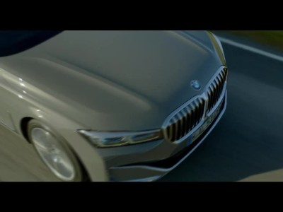Ανανεωμένη BMW Σειρά 7