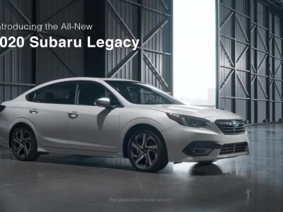 Νέο Subaru Legacy