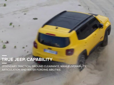 Jeep Renegade capability 2019