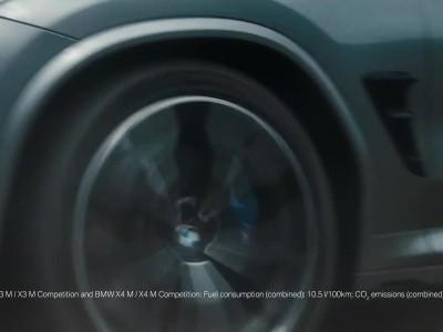 Νέες BMW X3 M και X4 M Competition