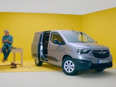 Πολυάριθμα συστήματα υποστήριξης οδηγού στο Opel Combo