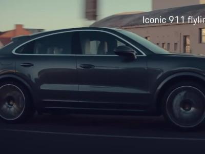 Η νέα Porsche Cayenne Coupe