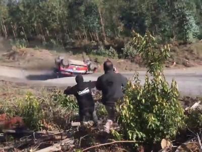 Τρομακτικό ατύχημα του Neuville στη Χιλή