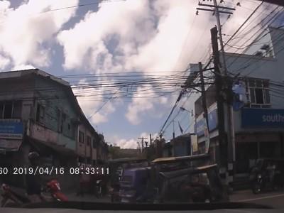 Λεωφορείο σκορπά τον τρόμο στις Φιλιππίνες