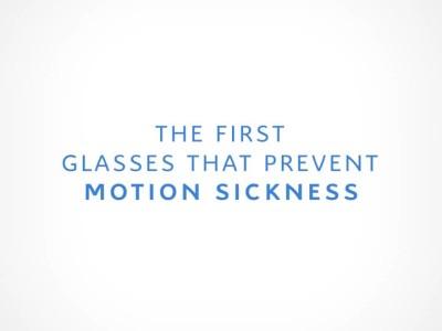 Νέα γυαλιά Seetroen κατά της ναυτίας