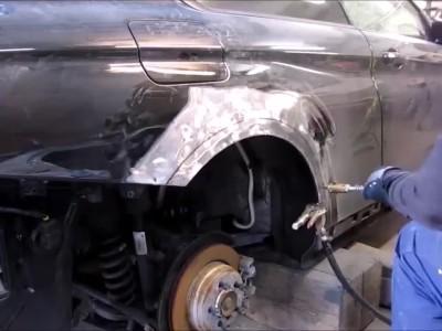 Επισκευάζει μια κατεστραμμένη Lamborghini part 2