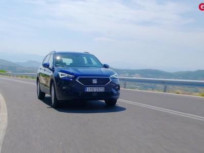 GOCAR TEST - Seat Tarraco 1.5 TSI