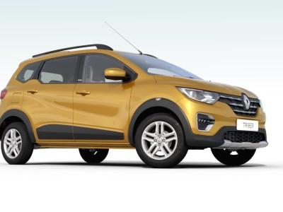 Renault Triber για την Ινδία