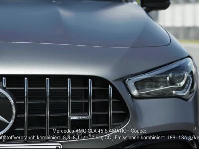 Νέα Mercedes-AMG CLA 45