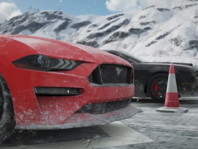 Forza Horizon 4: Υψηλές ταχύτητες και από το Ford Transit του 1965