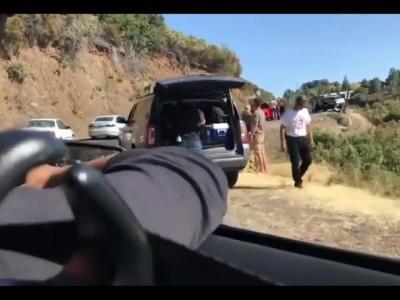 Νέα Corvette: Τράκαρε προτού κυκλοφορήσει