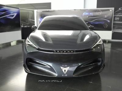 Cupra Tavascan - Πώς σχεδιάζεται ένα ηλεκτρικό αυτοκίνητο