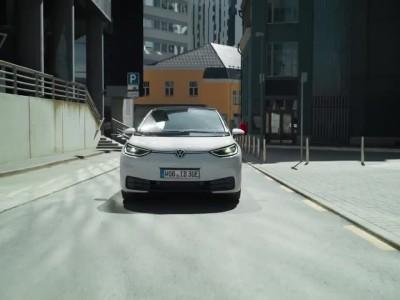 Το ηλεκτρικό Volkswagen ID.3
