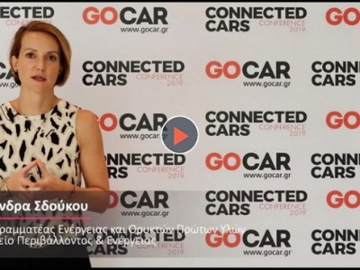 GOCAR @ Connected Cars Conference 2019