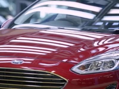 Ford Fiesta: Το επιστέγασμα της συνεργασίας μηχανικών και… ρομπότ!