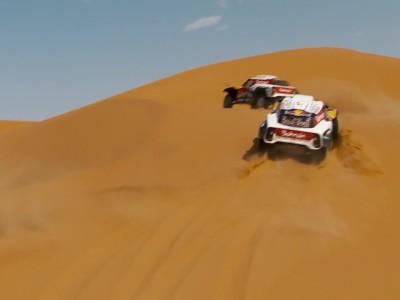 H MINI στο Dakar Rally του 2020