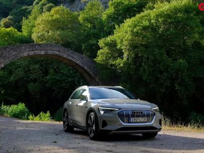 GOCAR TEST - Audi e-tron