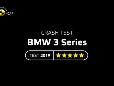 Euro NCAP BMW 3 Series 2019