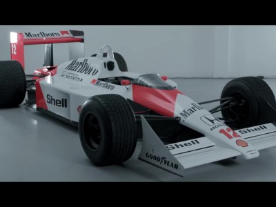McLaren Honda MP44 - The best formula 1 car ever