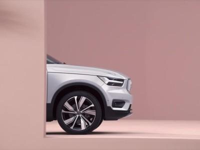 Το νέο Volvo XC40 Recharge 2020